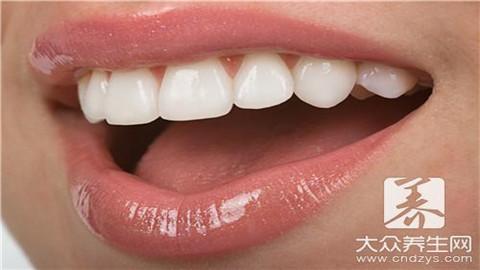补牙副作用