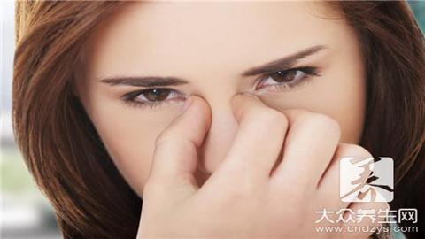 鼻综合增生