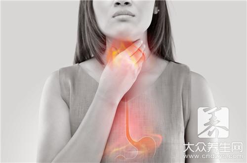 返流性食道炎的治疗