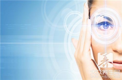眼干眼涩是什么症状